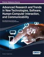 Advanced Research and Trends in New Technologies, Software, Human-Computer Interaction, and Communicability :: IGI Global :: Hershey - USA