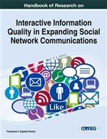 Handbook of Research on Interactive Information Quality in Expanding Social Network Communications :: IGI Global :: Hershey - USA